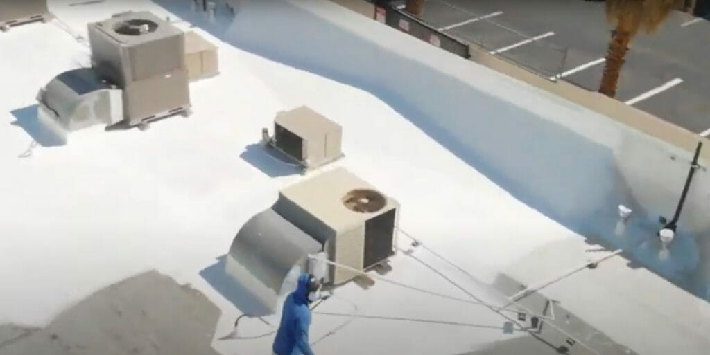 How To Install Elastomeric Roof Coating | Unforgettable Coatings